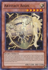 Artifact Aegis - 1st Edition - PRIO-EN014