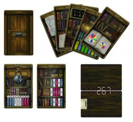 De Verlaten Bibliotheek - Een Escaperoom Spel