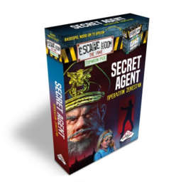 Escape Room - The Game -Secret Agent