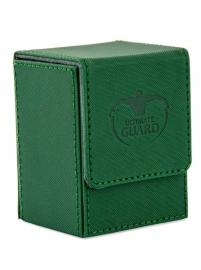 Flip Deck Case 80+ - Xenoskin - Standard Size - Green