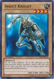 Insect Knight - 1st Edition - BP01-EN115