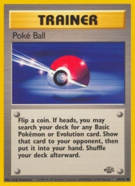 Poke Ball - Unlimited - Jung - 64/64