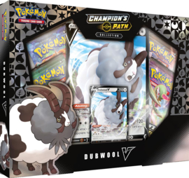 Pokemon - Champion's Path - Dubwool V Box
