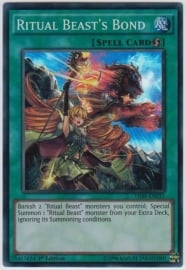 Ritual Beast's Bond - 1st Edition - THSF-EN031