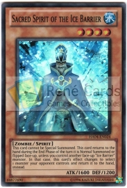 Sacred Spirit of the Ice Barrier - Unlimited - HA04-EN024