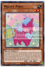 Melffy Pony - 1st. Edition - ROTD-EN020
