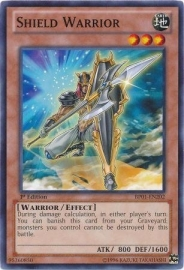 Shield Warrior - Unlimited  - BP01-EN202
