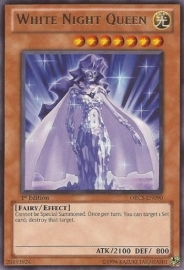 White Night Queen - 1st Edition - ORCS-EN090