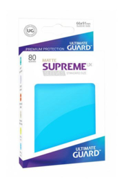 Supreme UX Sleeves - Standard Size Matte - Light Blue