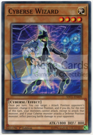 Cyberse Wizard - 1st Edition - SDCL-EN009