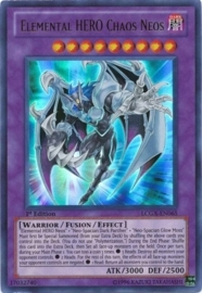 Elemental HERO Chaos Neos - Unlimited - LCGX-EN065