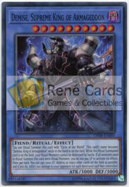 Demise, Supreme King of Armageddon - OP08-EN005
