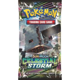 Pokemon - S&M - Celestial Storm - Booster Pack - Takataka