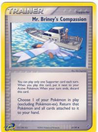 Mr. Briney's Compassion - Dragon - 87/97
