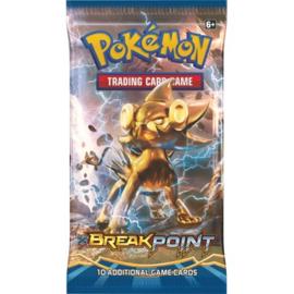 Pokemon - XY - Breakpoint - Luxray