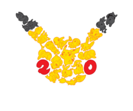 Pokemon - 20th. Anniversary Series