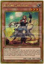 Kozmo Farmgirl - 1st Edition - PGL3-EN024