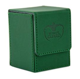 Flip Deck Case 100+ -  Xenoskin - Standard Size - Green