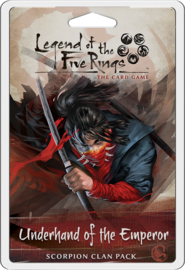 The Legend of the Five Rings - Clan Pack - Underhand of the Emperor