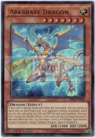 Arkbrave Dragon - 1st Edition - SR02-EN000
