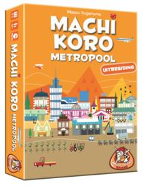 Machi Koro - Metropool (Nederlands)