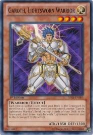 Garoth, Lightsworn Warrior - 1st Edition - SDLI-EN009