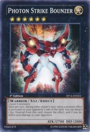 Photon Strike Bounzer - 1st Edition - SP14-EN024