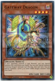 Gateway Dragon - 1st. Edition - CIBR-EN007