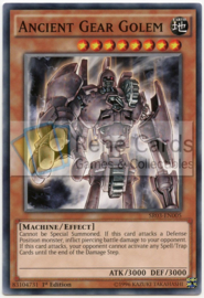 Ancient Gear Golem - Unlimited - SR03-EN005