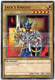Jack's Knight - 1st. Edition - DPBC-EN012