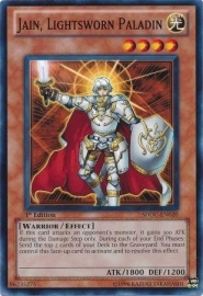 Jain, Lightsworn Paladin - Unlimited - SDDC-EN020