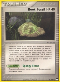 Root Fossil HP 40 - PowKee - 86/108
