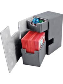 Flip´n´Tray Deck Case 80+ - Standard Size - XenoSkin - Grey