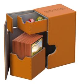 Flip´n´Tray Deck Case 80+ - Standard Size - XenoSkin - Orange