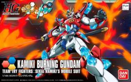 KMK-B01 Kamiki Burning Gundam HGBF 1/144