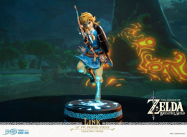 The Legend of Zelda Breath of the Wild - Statue Link Collector's Edition