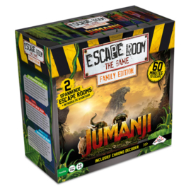 Escape Room - The Game - Jumanji Family Edition