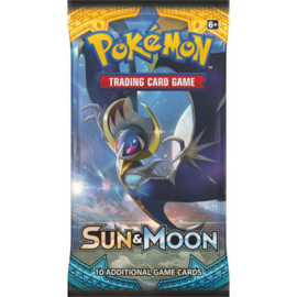 Pokemon - Sun & Moon - Booster Pack - Lunala