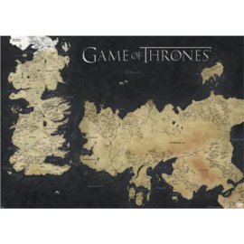 Games Of Thrones - Map (4)
