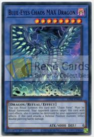 Blue-Eyes Chaos MAX Dragon - 1st. Edition - LDS2-EN016 - Purple