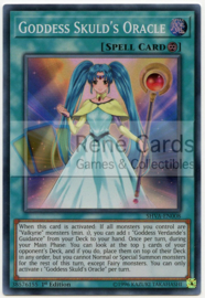 Goddess Skuld's Oracle - 1st. Edition - SHVA-EN008