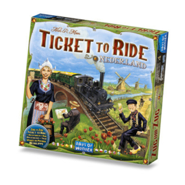 Ticket to Ride - Nederland (NL)
