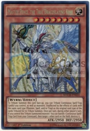 Master Peace, the True Dracoslaying King - 1st. Edition - MACR-EN024