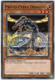Proto-Cyber Dragon -  1st. Edition - LEDD-ENB05