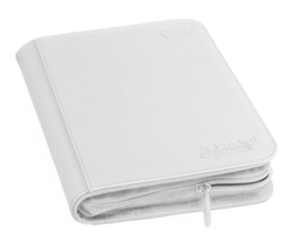 Ultimate Guard 4-Pocket ZipFolio XenoSkin White