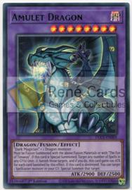 Amulet Dragon - 1st. Edition - DLCS-EN005 - Purple