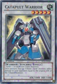 Catapult Warrior - Unlimited - SP13-EN049 - SF