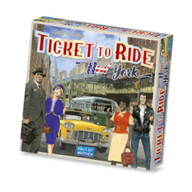 Ticket to Ride - New York (NL)