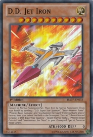 D.D. Jet Iron - 1st. Edition - HA07-EN035
