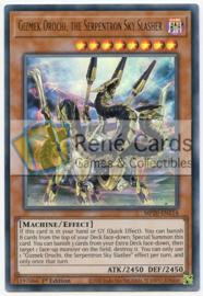 Gizmek Orochi, the Serpentron Sky Slasher - 1st. edition - MP20-EN114